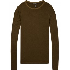 Scotch and Soda Lurex Long Sleeve
