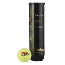 Intersport Wilson US Open Balles de tennis yellow