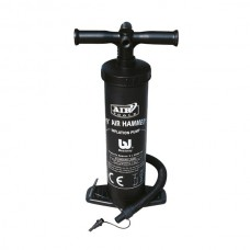 Intersport 19 Air Hammer Pompe manuelle;PVC<br>Cap  black