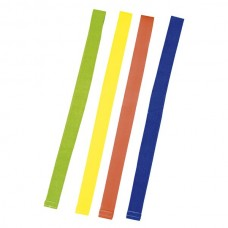 Intersport Bande d'equipe elastique blue, green, orange, yellow