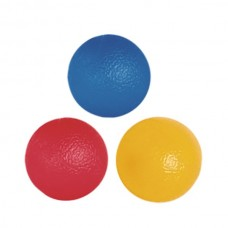 Intersport Appareil d'exercices pour les mains blue strong, red medium, yellow light