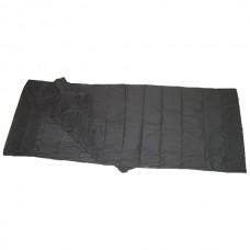 Intersport Sac de couchage en cotton couverture charcoal