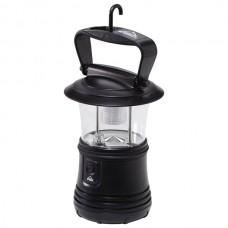 Intersport Lampe Camping black
