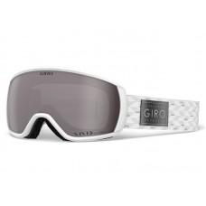 Giro Facet Vivid white silver shimmer
