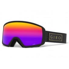 Giro Gaze Flash black/gold bar