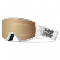 Giro Gaze Flash white silver shimmer