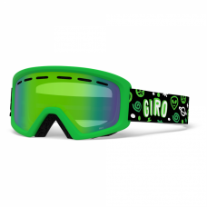 Giro Rev Flash bright green alien