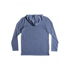 Quiksilver EDO DISTRICT BIJOU BLUE HEATHER